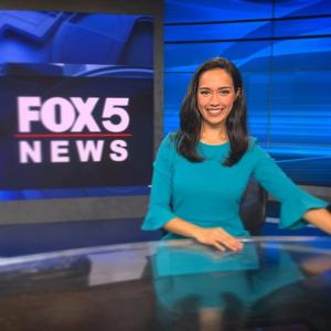 Emilie Ikeda left Fox 5 Atlanta and joined NBC NEWS in 2021 | Who is her fiancé?