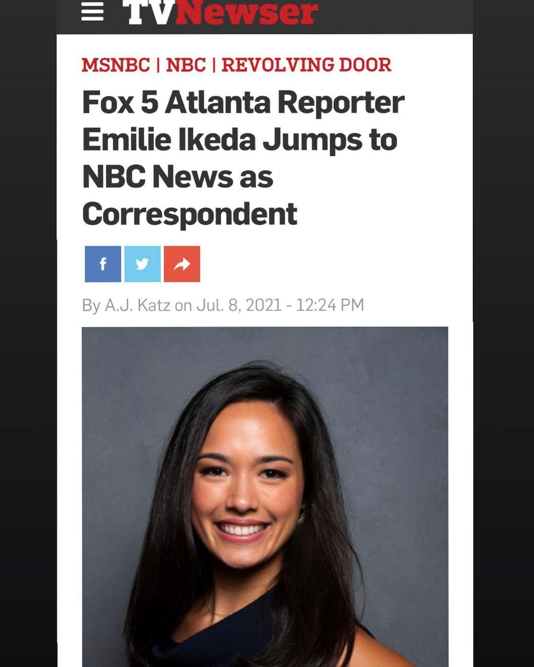 Emilie Ikeda joins NBX News
