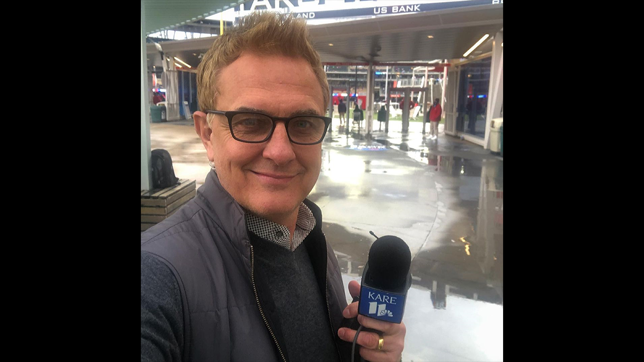 Where is Eric Perkins going after shocking announcement leaving KARE 11