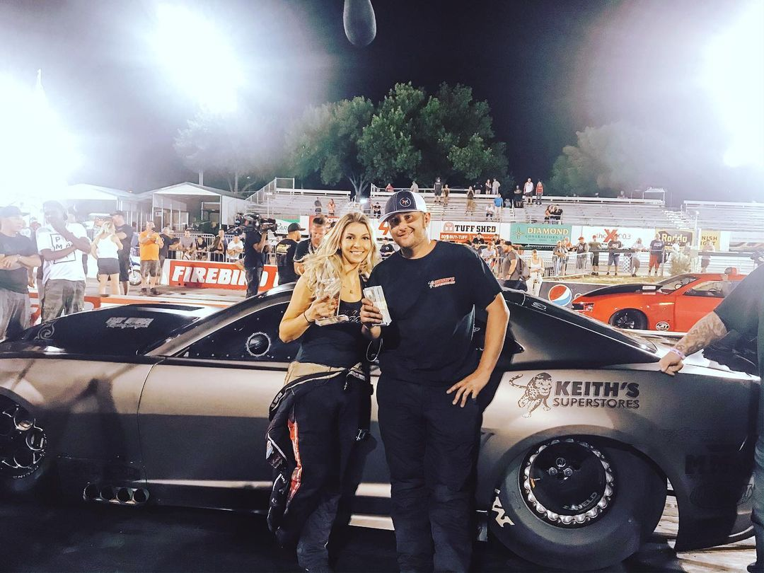 When are Street Outlaws' Kye Kelley and Lizzy Musi getting married?