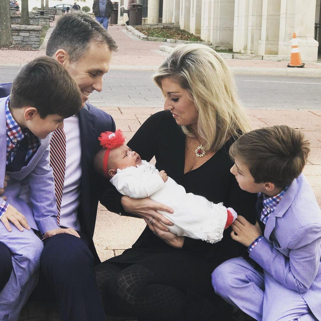 Miranda Combs family photo