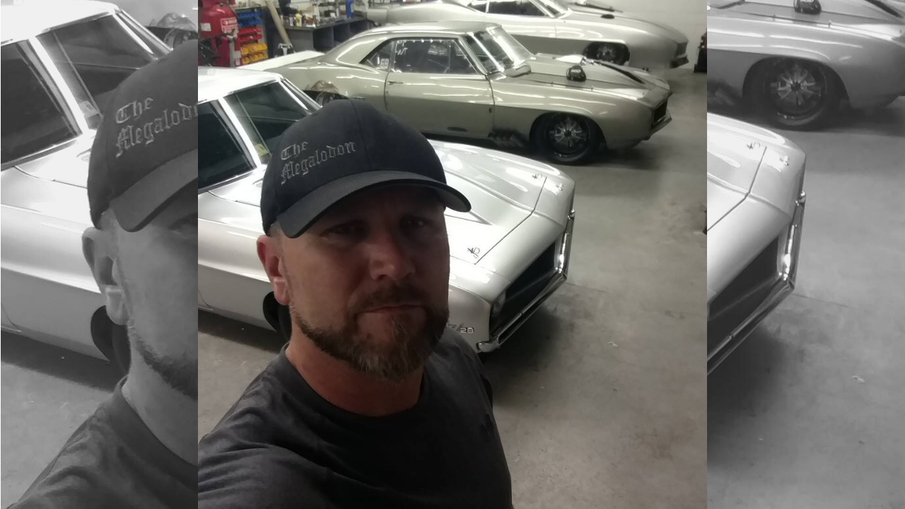 Who is the Megalodon driver Brent Austin from Street Outlaws? What does he do for a living?