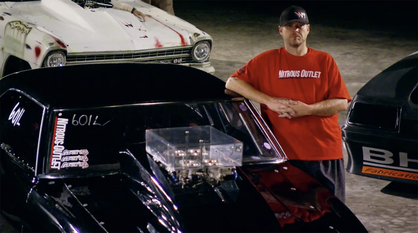 Barry Nicholson's accident in 'Street Outlaws'; What happened to him?