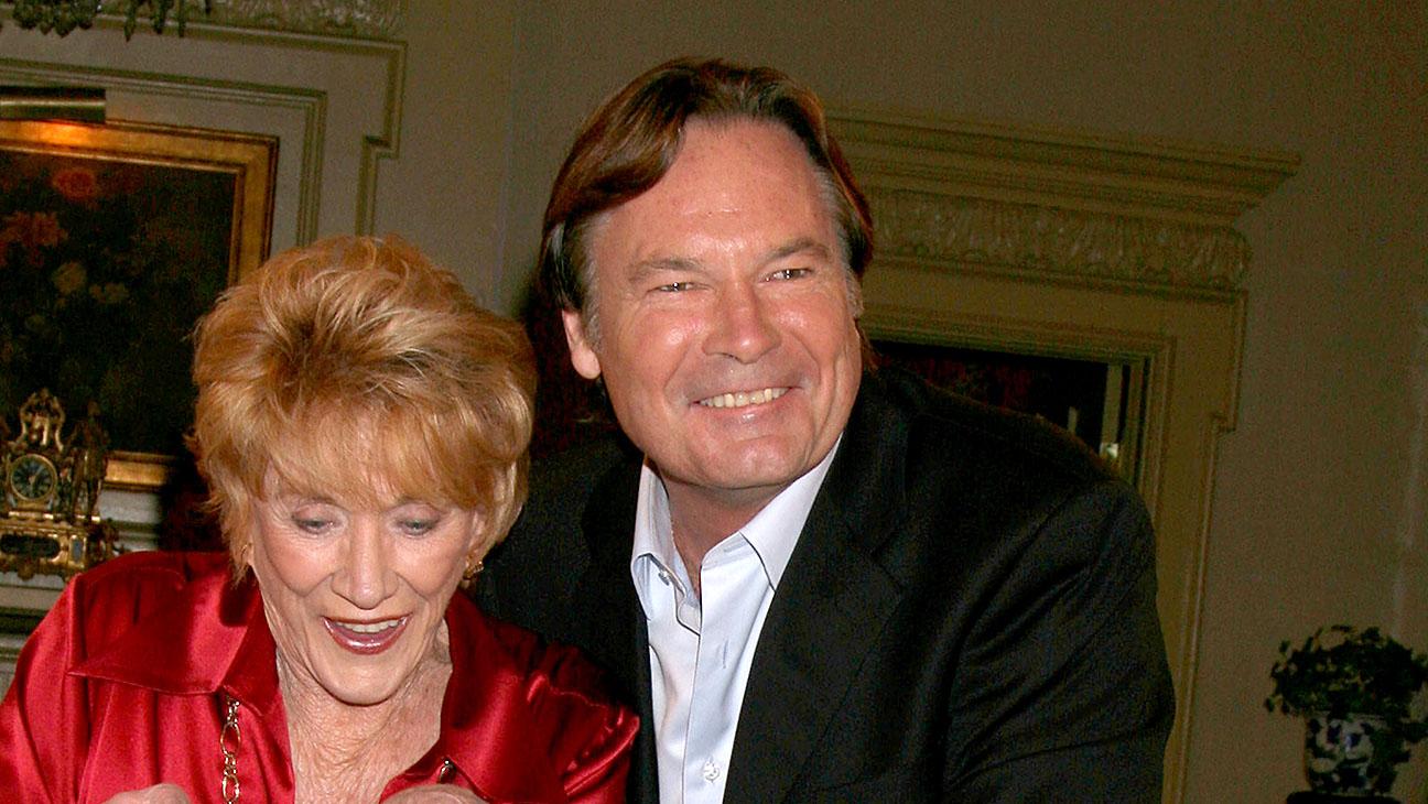 Beau Kazer and Jeanne Cooper