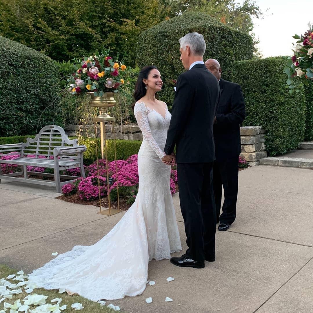 Natalie Solis wedding picture