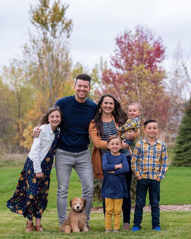 Steve Patterson family photo