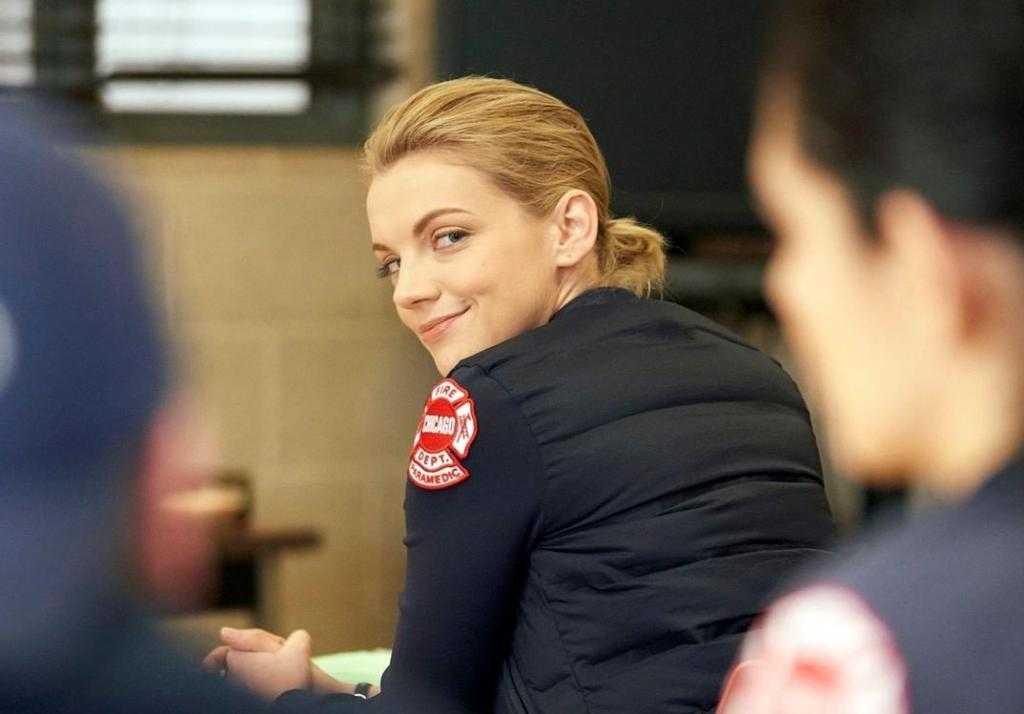 What happened to Sylvie Brett on Chicago Fire Season 8? Sylvie Brett and Matt Casey Spoilers