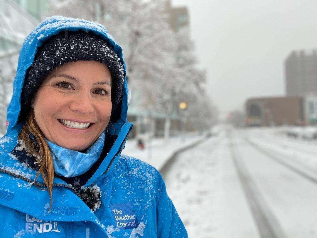 What happened to Jen Carfagno of the Weather Channel? Jen Carfagno 2021 updates