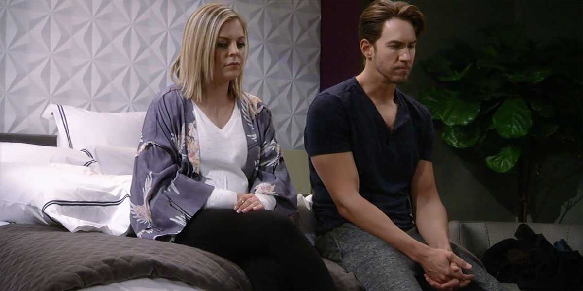 Is Maxie Jones on General Hospital pregnant? Is Kirsten Storms pregnant in real life?