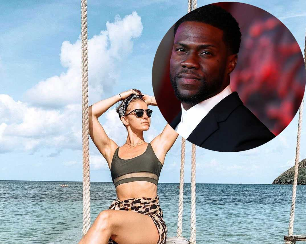 Who is Rebecca Broxterman? Fiancee of Jared Black, the driver from Kevin Hart accident