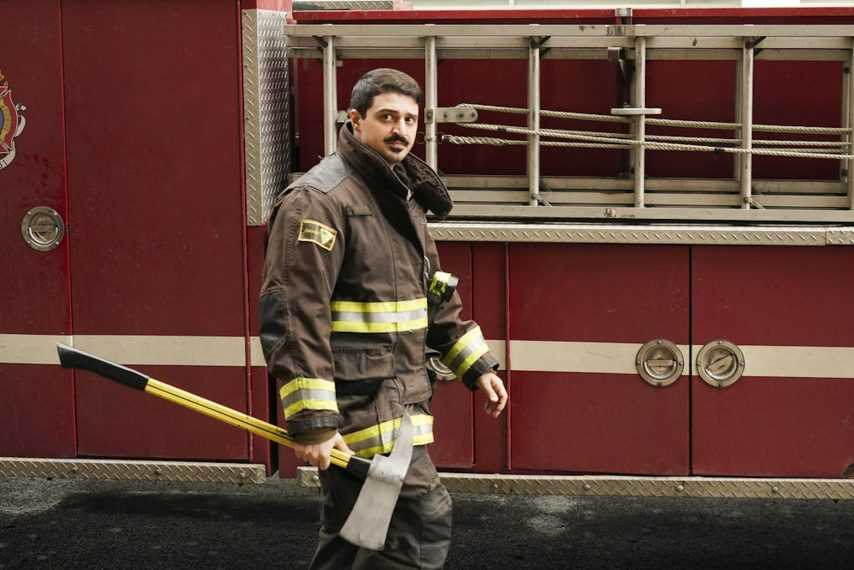 What happened to Otis on Chicago Fire? Yuriy Sardarov leaving Chicago Fire Season 8 in 2019